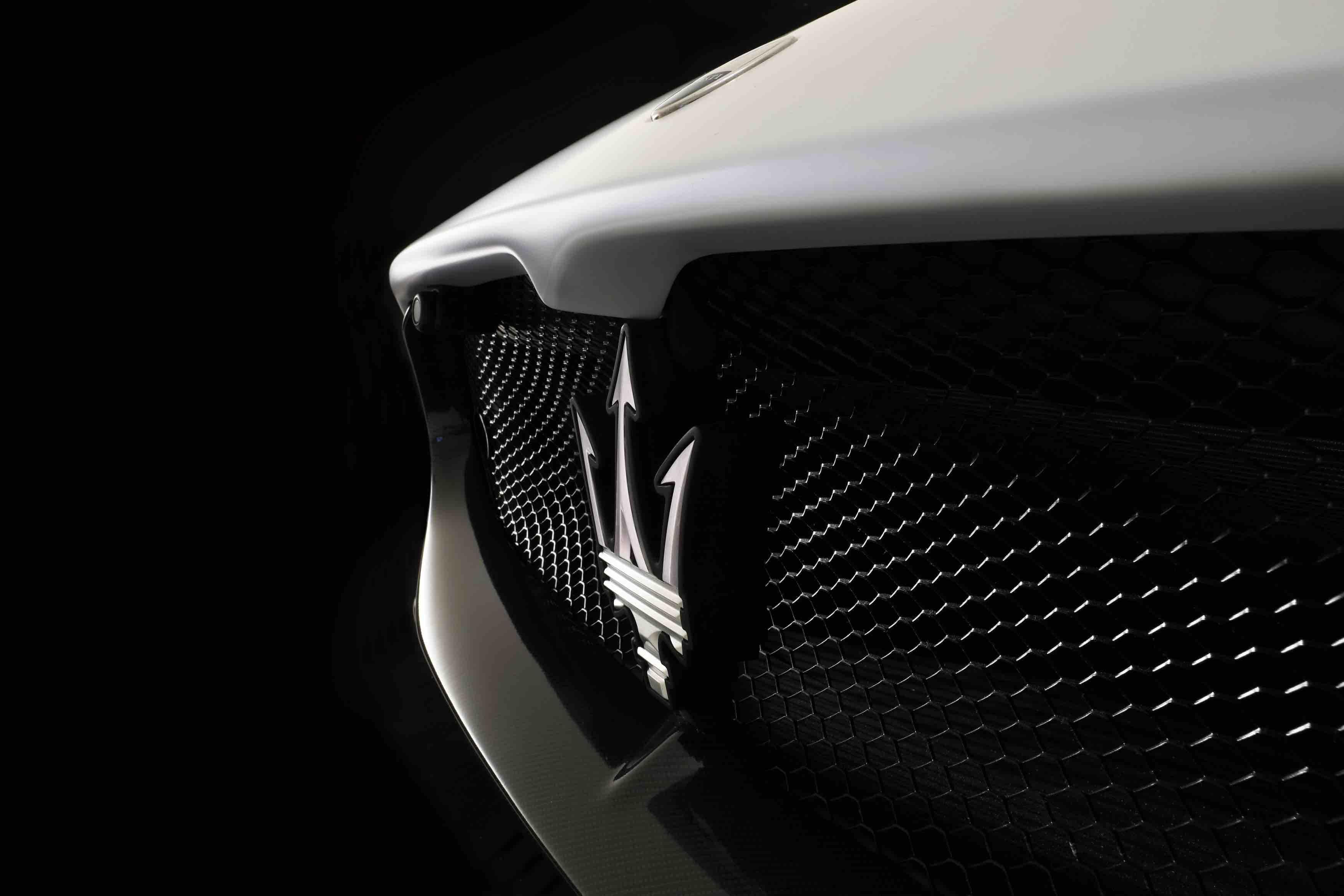 Maserati MC20 Trident copy